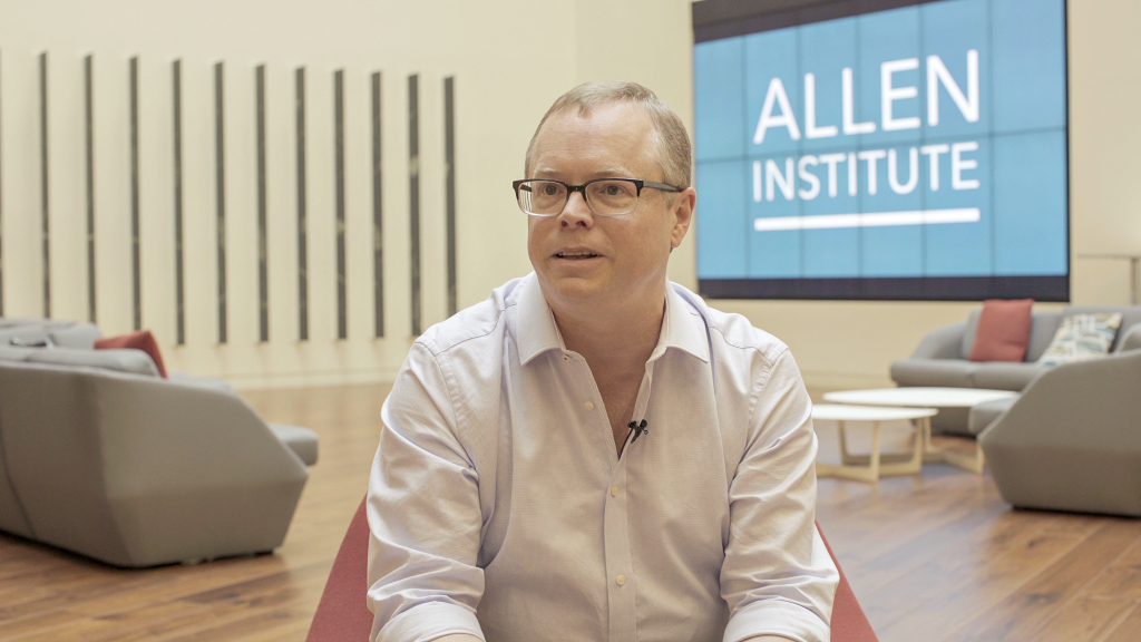Reflections on the beginnings of the Allen Institute